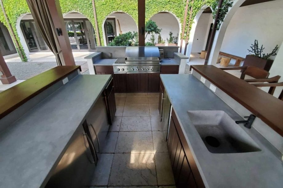 Residential Concrete Sinks
