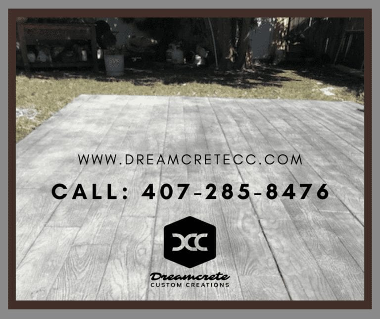 Protecting concrete patios and driveways in Orlando, FL