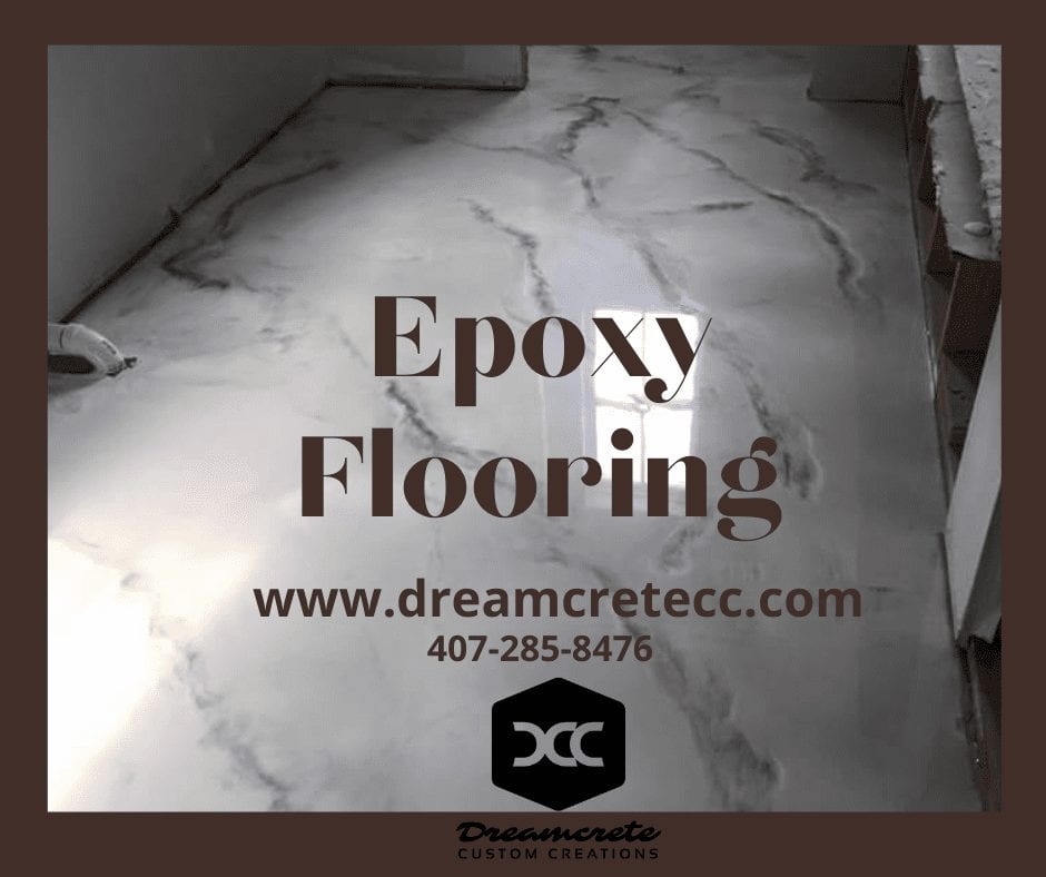 Epoxy flooring increasing home value