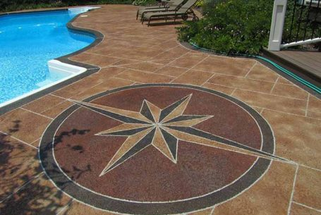 pool-deck front