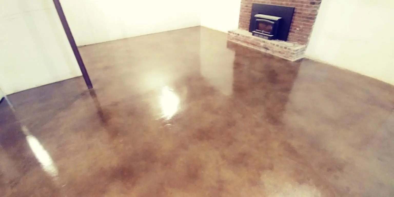 Concrete Staining Contractor in Nashville, TN